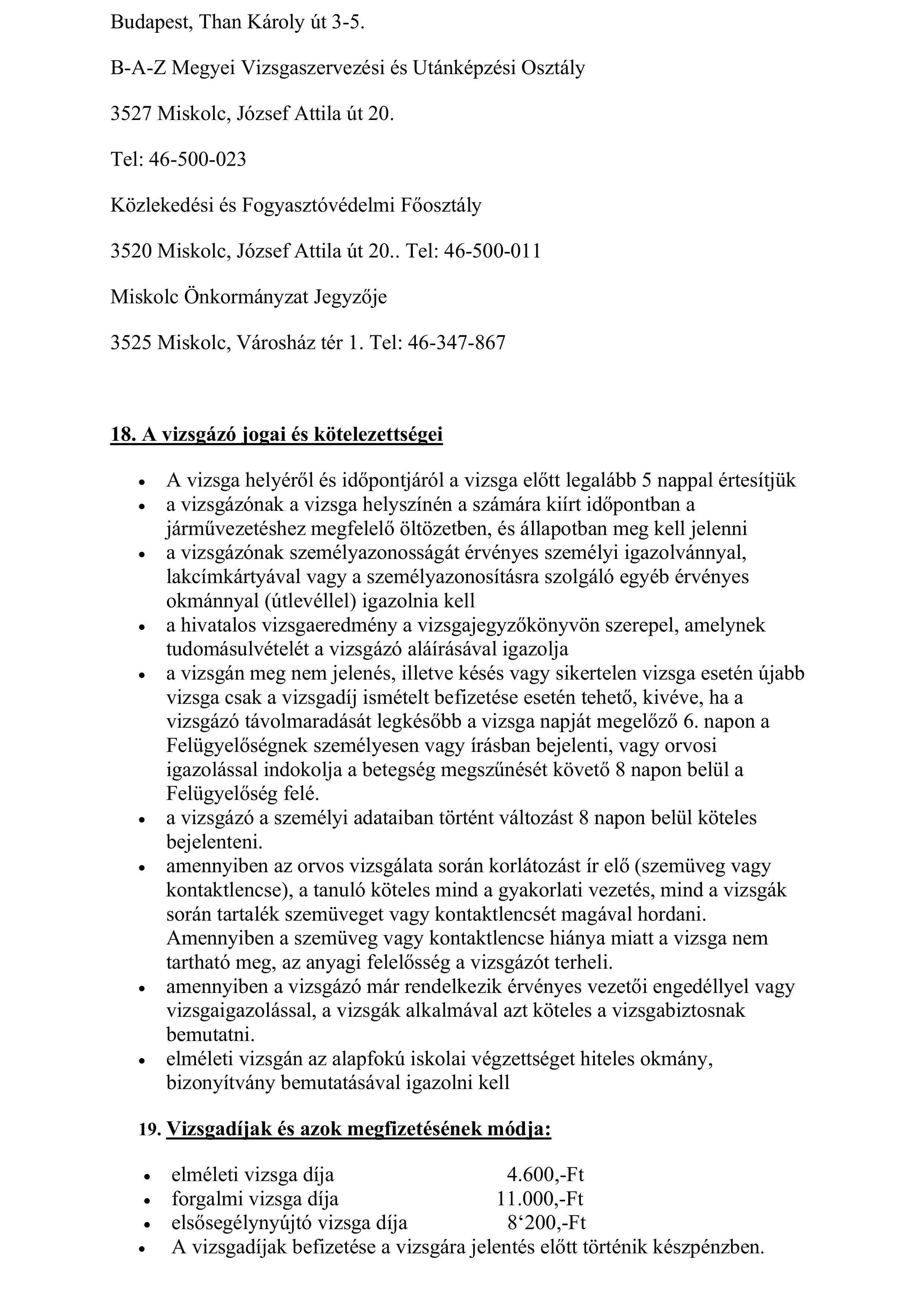 Tanulói tájékoztatóB kategória 20200701-5